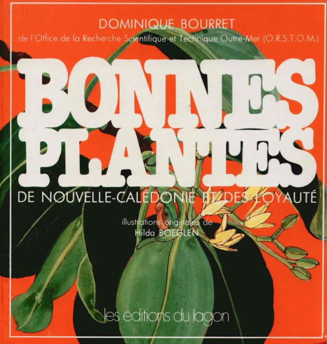 Bonnes plantes de Nouvelle-Calédonie