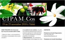 CIPAM & Cos du 19 au 23 novembre à Tahiti