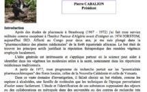 Pierre Cabalion : Président